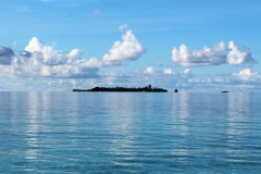 ...das klare, saubere Meereswasser spüren
